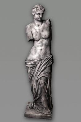 Tuinbeeld Venus van Milo Beton Tuinbeelden