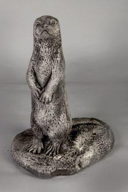 Tuinbeeld Otter Beton Tuinbeelden