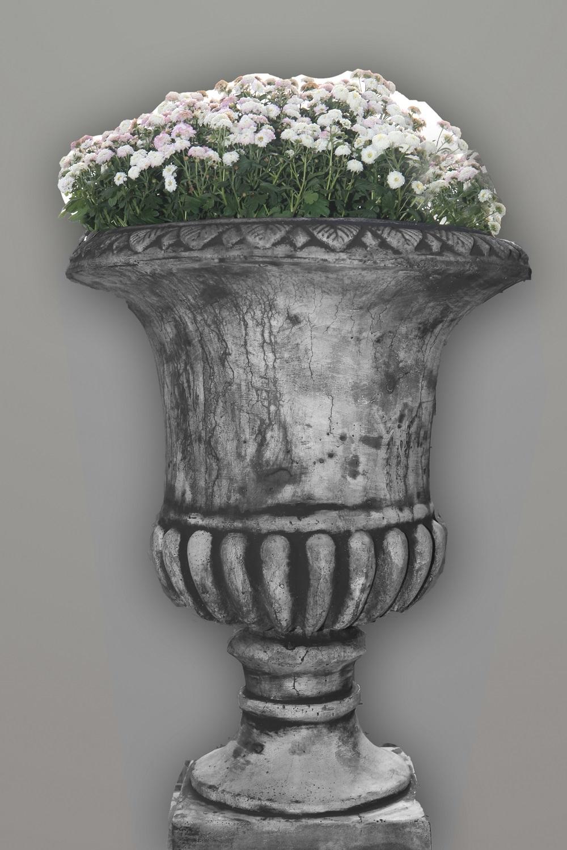 gartenbild blumenkasten bolvaas verona beton | roma garten statuen