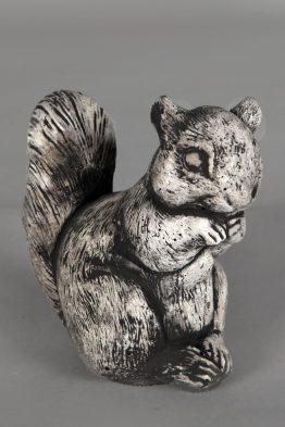 Tuinbeeld Eekhoorntje Beton Tuinbeelden