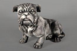 Tuinbeeld Bulldog Beton Tuinbeelden