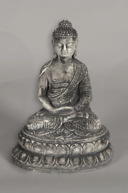 Tuinbeeld Boeddha Plateau Beton