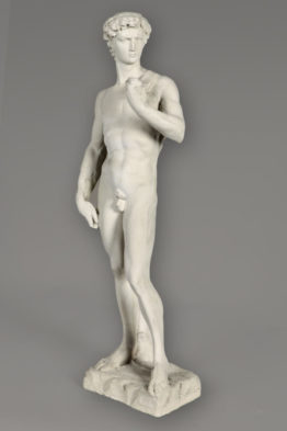 Tuinbeeld David Michelangelo Beton