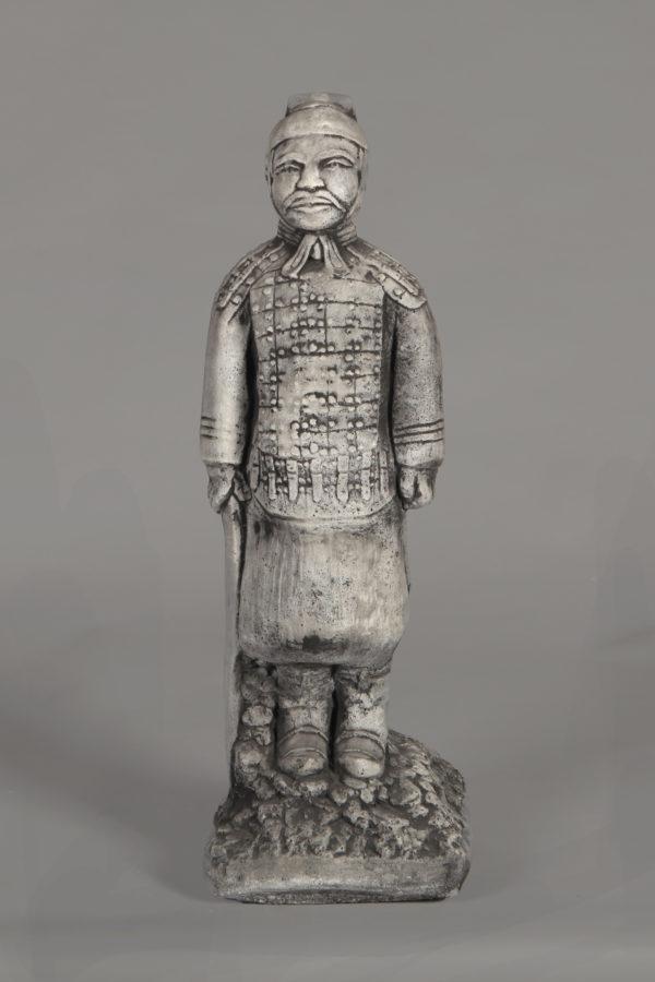 Boeddha Beeld Beton.Tuinbeeld Boeddha Lang Beton Roma Tuinbeelden