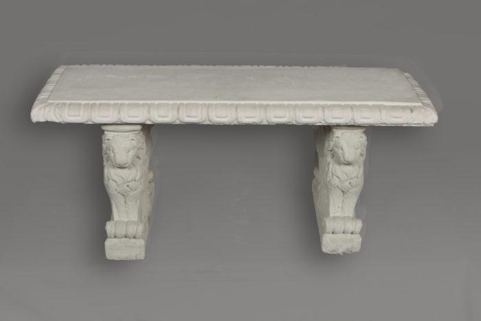 Beton Bank garden image bank right beton foot lion | roma garden statues