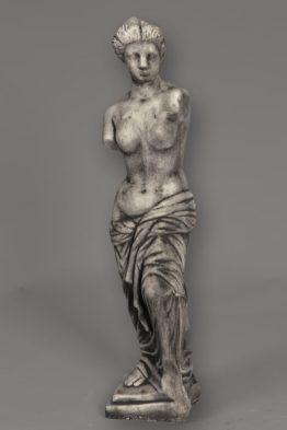 Tuinbeeld Venus Van Milo Beton 72 cm