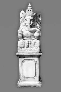 Ganesha (ook wel Ganesh, Ganapati Tantra, Ekadanta of Vinayaka)